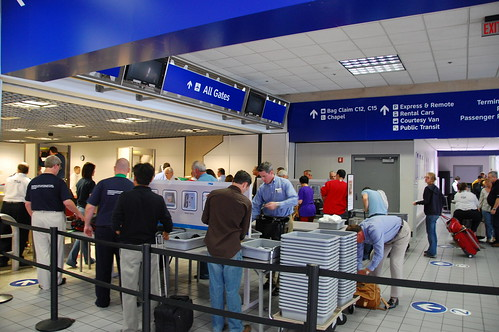 Airport Security Gone Mad | by Stephen Witherden