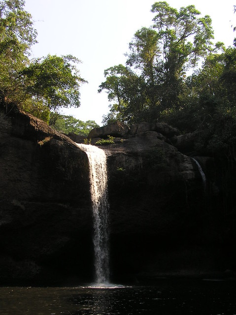 Haew Suwat Waterfall, Khao Yai National Park, Thailand