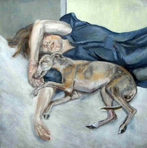 Lucian Freud Dog Lucian Freud Dog Paintings