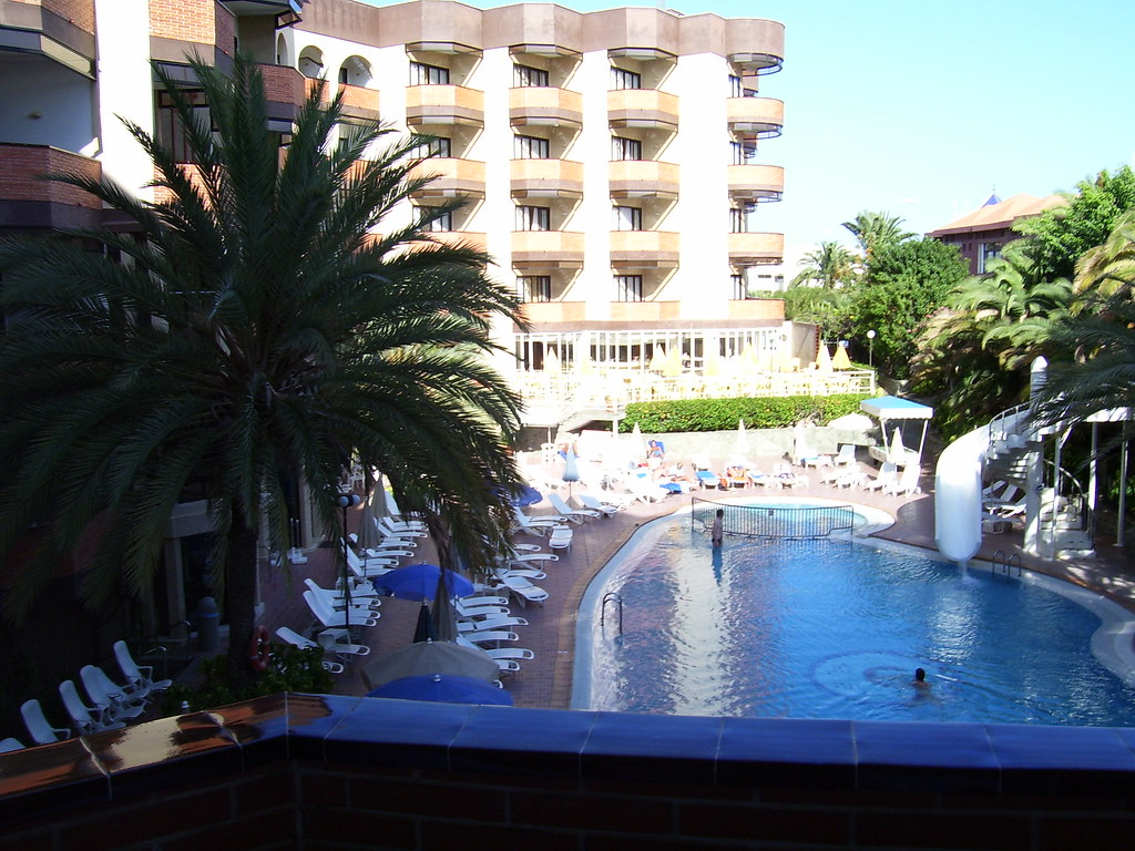 Picture 653 Hotel Neptuno Playa Del Ingles A Hingley Flickr