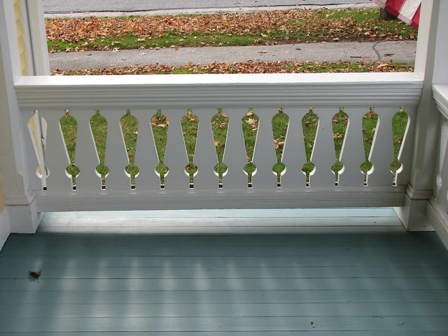 Victorian Porch Railings