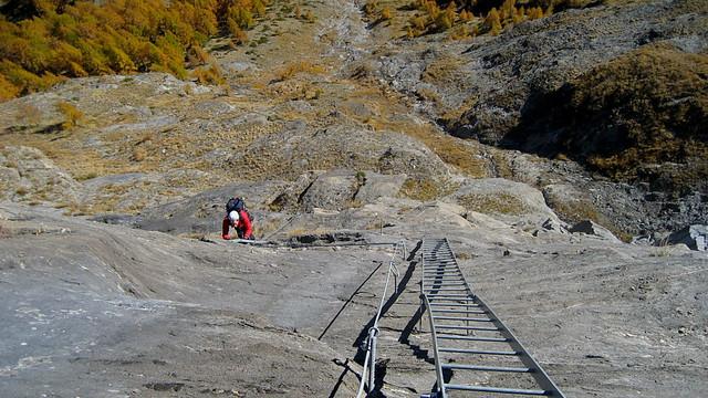 Klettersteig Wallis : Ralf im klettersteig zermatt via ferrata ob imu2026 flickr