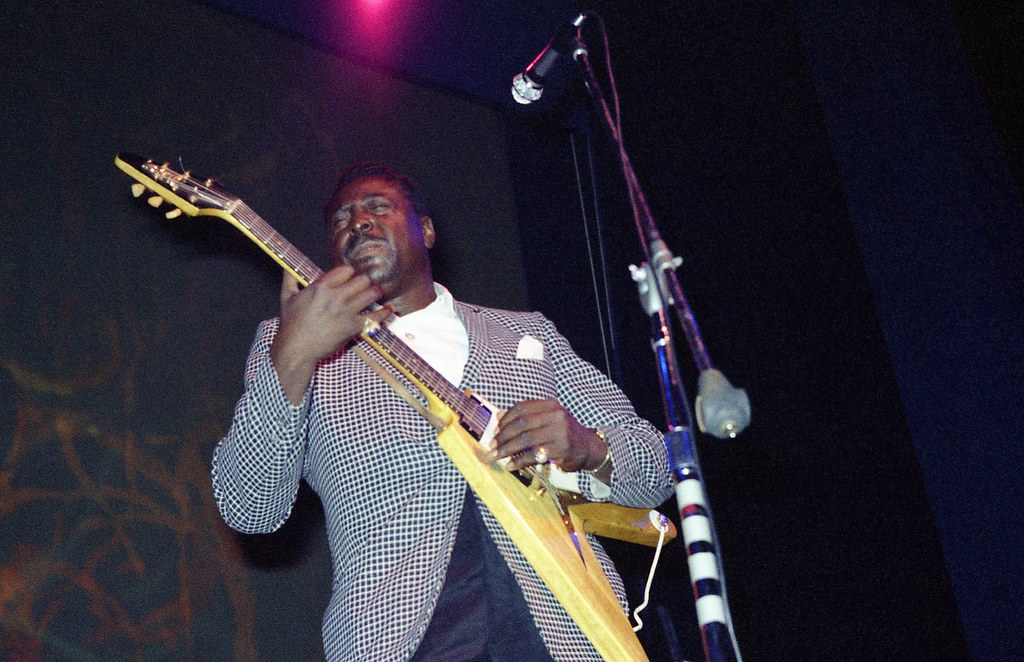 Albert King Blues King