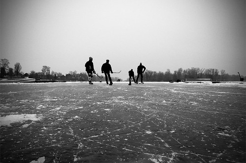 Shinny Hockey the Austrian Way | by rpeschetz