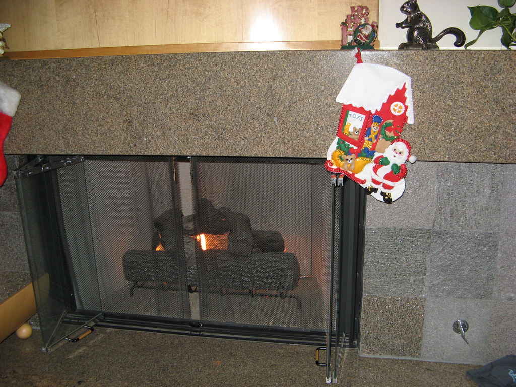 Natural Gas Fireplace Starter