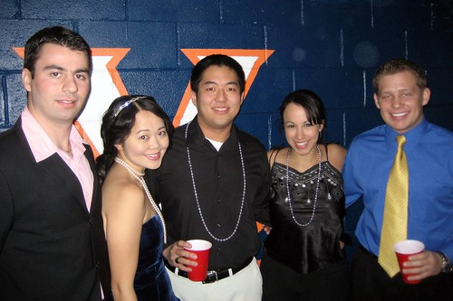 Mihai, Jackie, Brian, Ericka, and Paul