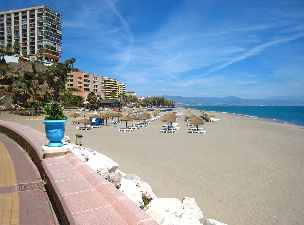 Beach torremolinos costa del sol spain beach for Hotel luxury costa del sol torremolinos