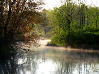 Chippewa River, Dawn | by Art and Nature-Mike Sherman