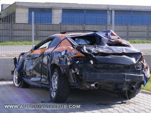 Hyundai Coupe Tuning Accident Hyundai Coupe Tuning