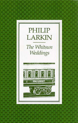 "whitsun weddings The whitsun weddings by philip larkin 1,513 ratings, 403 average rating, 75 reviews the whitsun weddings quotes (showing 1-9 of 9) ""what will survive of us is love."