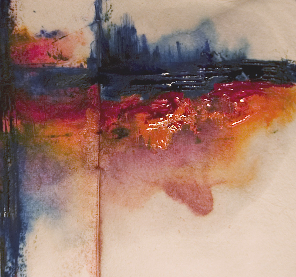 abstract and water color - photo #4