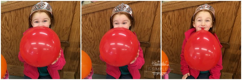 birthday balloon entertainment for kids