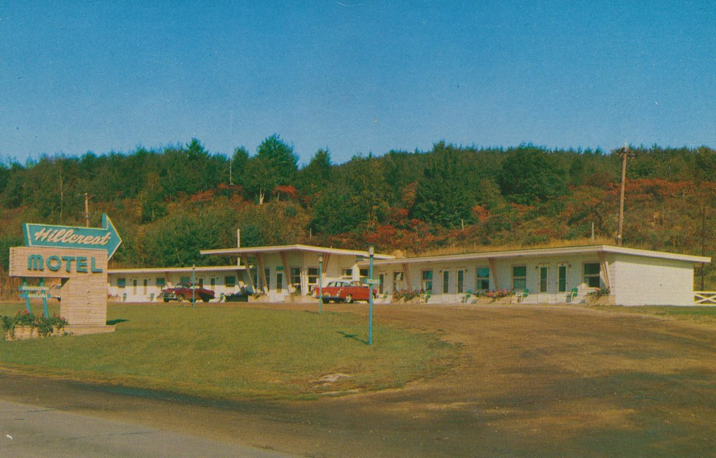 Hillcrest Motel - Quinnesec, Michigan