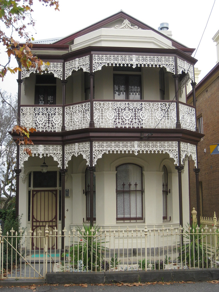 A victorian terrace house flemington a magnificent for Terrace of the house