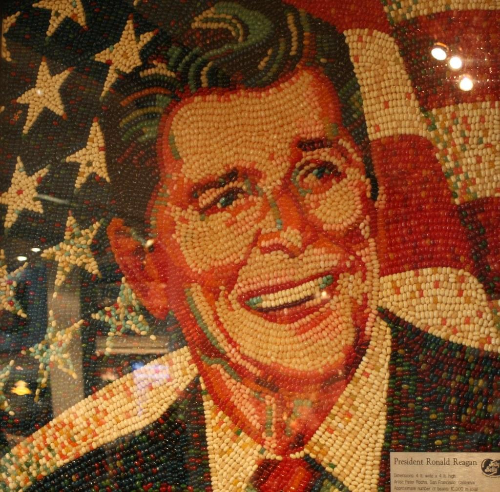 Ronald Reagan New Berlin Craft Fair