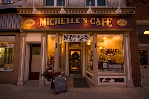 Michelle S Cafe Fairbanks Menu