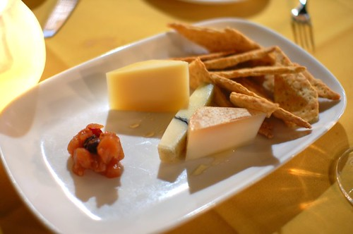 Assorted Regional Artisanal Cheeses | by ulterior epicure