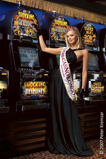 7 poker machine