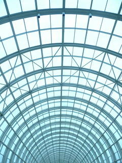 Project 365, Day 28: Glass Ceiling | by FallenPegasus