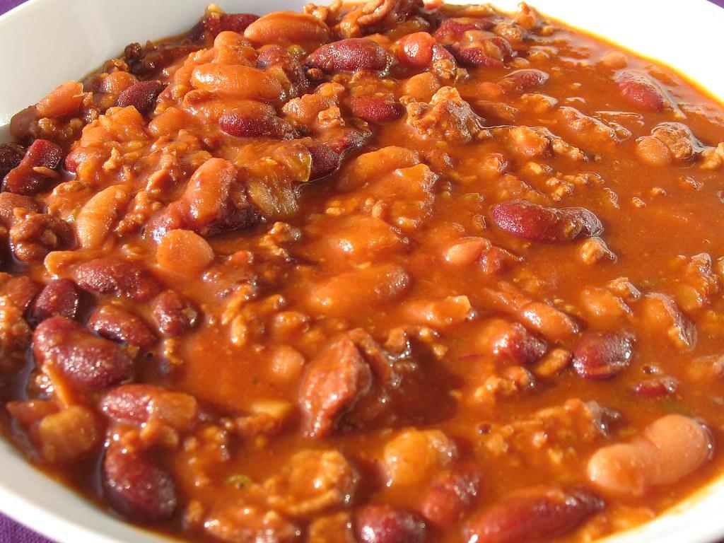 Chili con carne chili con carne aus der n he eckhard - Chili con carne maison ...