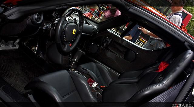Ferrari Enzo Interior Muhammad Basil Flickr