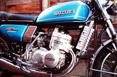 "Suzuki GT 750  "" Kettle "" 