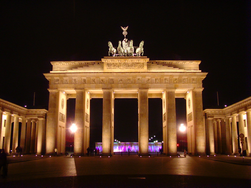 Brandenburger Tor Berlin | Klaus Nahr | Flickr