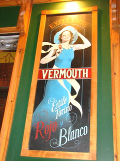 Sign for Vermouth, Madrid | by SeppySills
