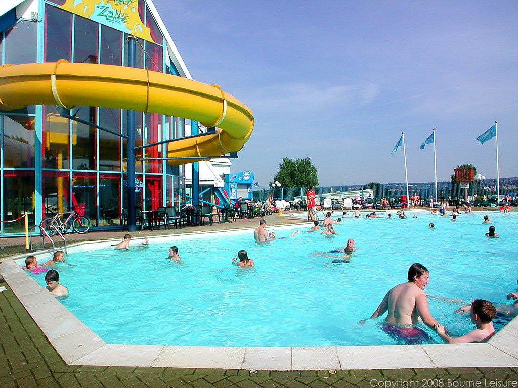 Combe Haven Outdoor Swimming Pool At Haven 39 S Combe Haven H Flickr