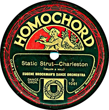 Vintage record labels flickr for Classic house record labels