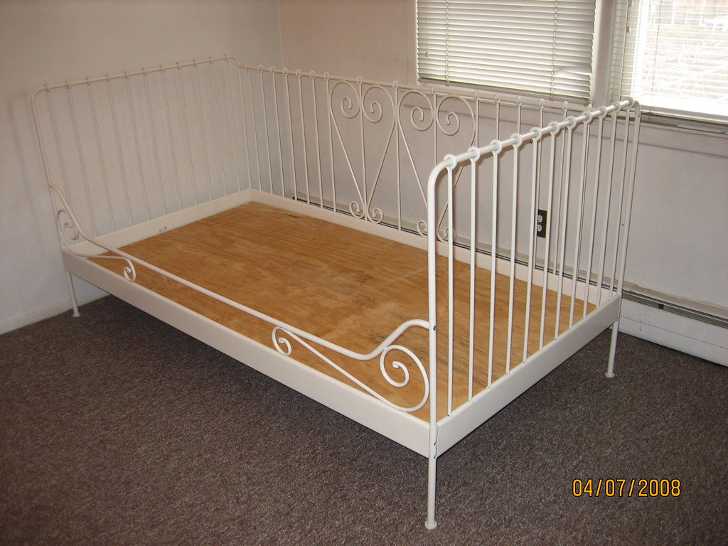Twin Bed Frame Plywood Flickr Photo Sharing