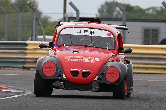Car Racing Near Miami