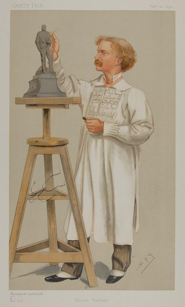 Mr William Hamo Thornycroft M A Quot Bronze Statuary Quot Flickr