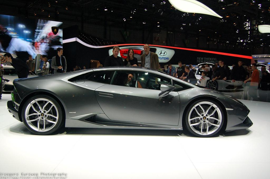 lamborghini huracan lp 610 4 by kurzew - Lamborghini Huracan Grey