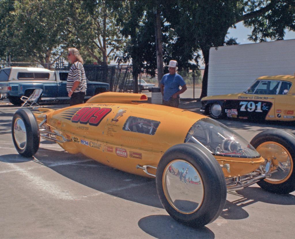 Vintage Automobiles - Belly Tank | Lee Sutton | Flickr