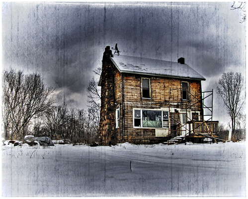 Haunted House | by Miss Lauralee