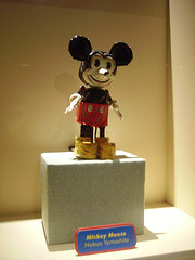 Mickey Mouse Tin Toy | by meeko_