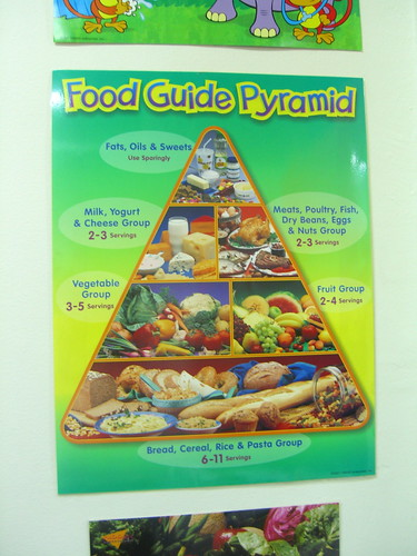 Food Guide Pyramid | by ~W~