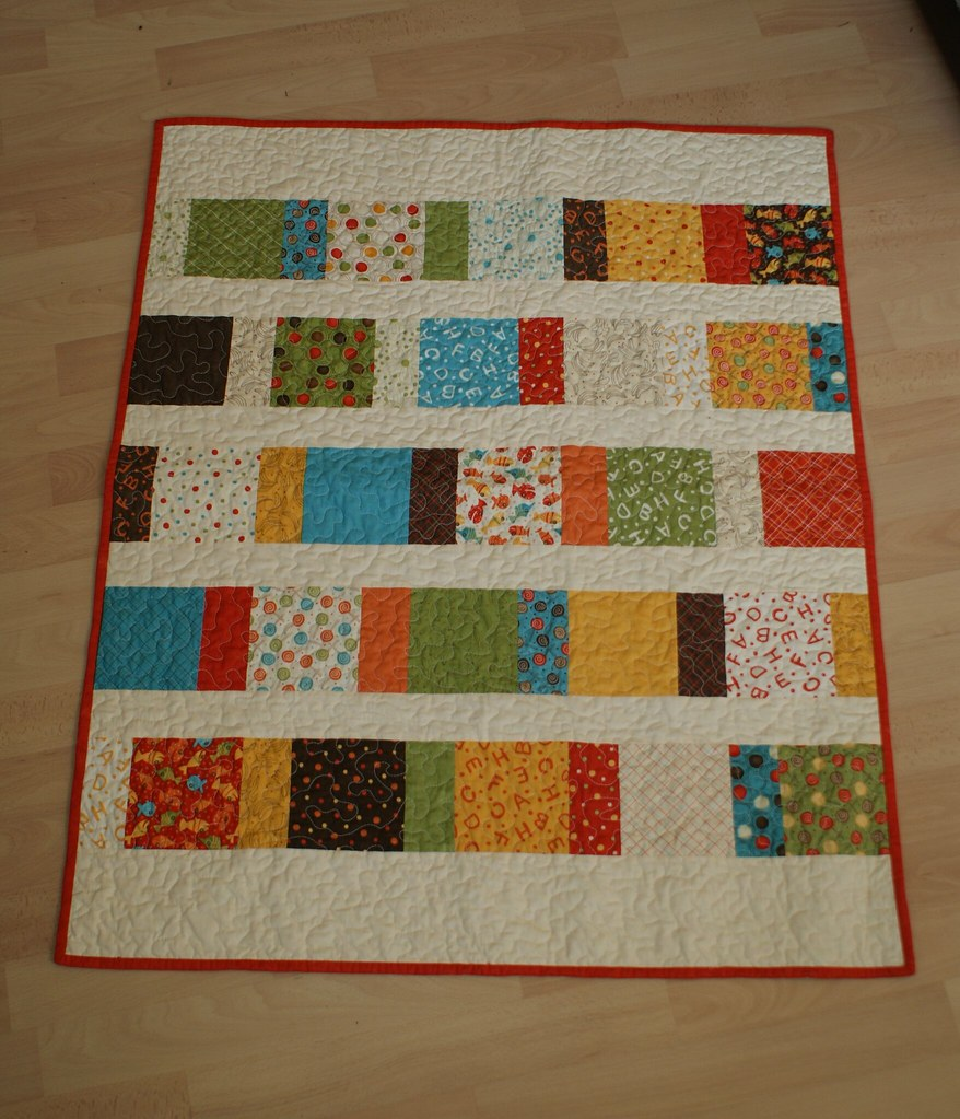 how to create a quilt square