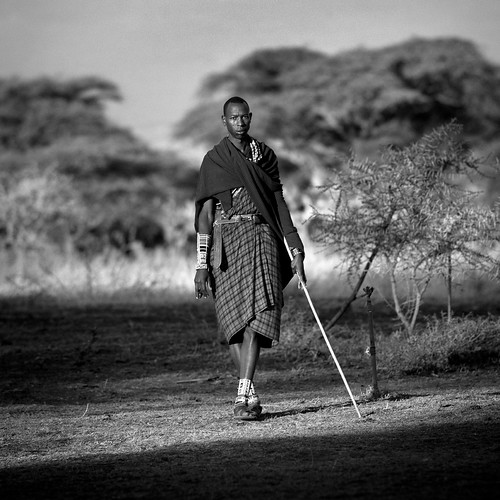 Maasai warrior  - Kenya | by Eric Lafforgue