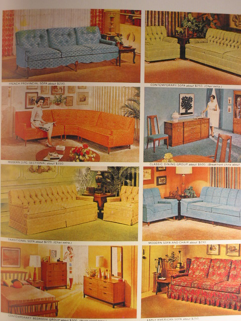 1950 60s interior design from populuxe the look and for Interior design 60s style