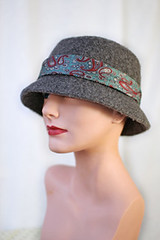 Chic Knits Felted Bucket Hat 2 | by Bonne Marie