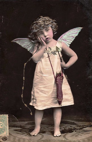 Vintage Postcard ~ Cupid | by chicks57