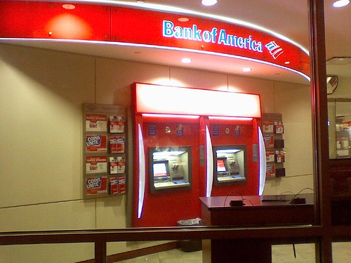 Bank of America ATMs | by Consumerist Dot Com