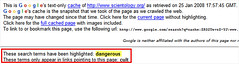 Scientologists Google Bombed? | by search-engine-land