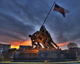US Marine Corps Memorial | by <wikd>