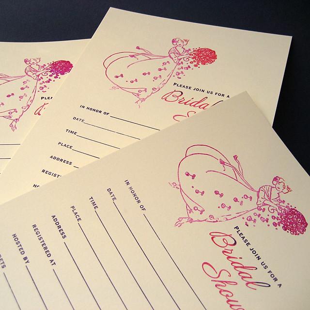bridal shower invitation jcbonbon flickr