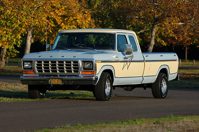 New Ford Truck >> Finished 1978 Ford F150 Supercab | Here it is, back from ...