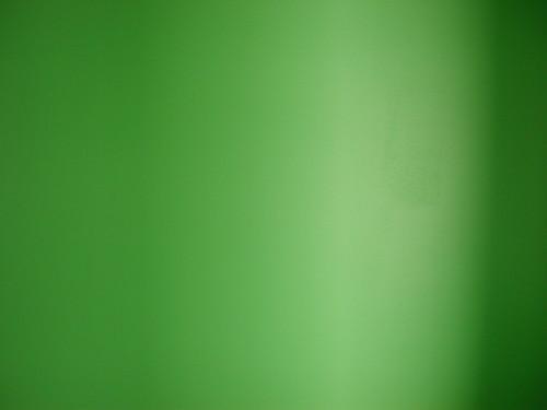 Green Utility Room