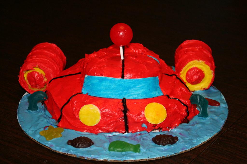 Little Einsteins Cake Decorating Kit